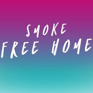 All items come from a smoke free home. 😊